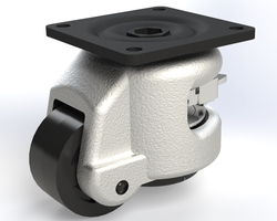 Afbeelding Foot Master ® leveling casters
